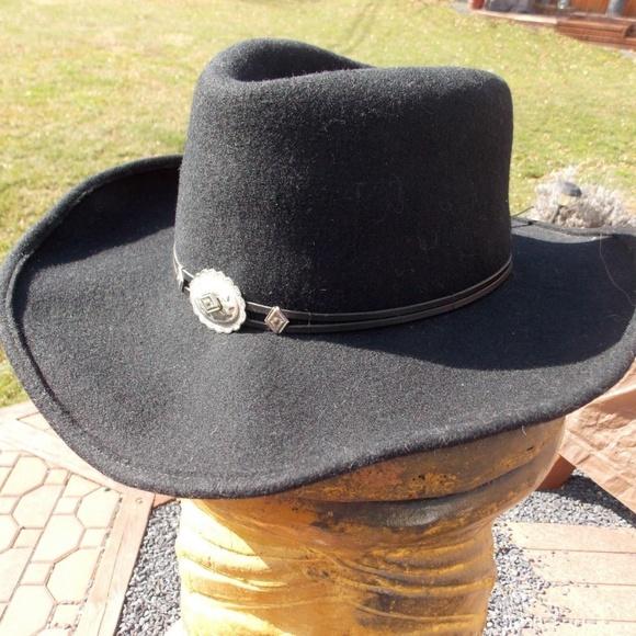 c57c6b56f Stetson Mens Hollywood Drive Crushable Cowboy Hat